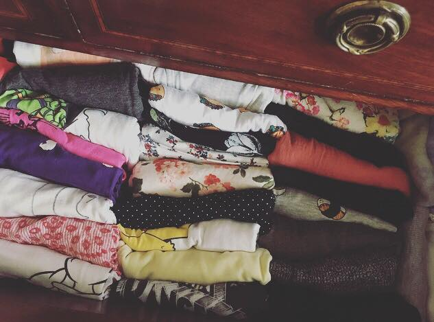 Tidying Chronicles: moreclothes!