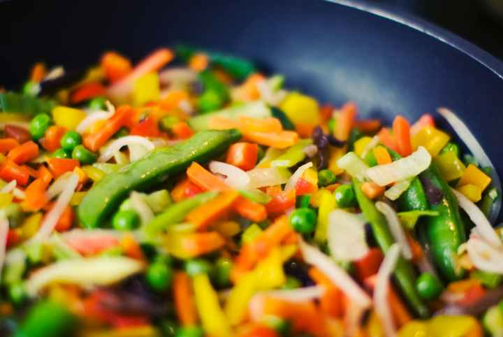Feast: Super Simple Stirfry