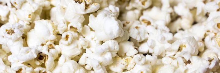 close up photo of popcorn